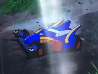 レツゴーはマシンが凄いのかレーサーがぶっ飛んでるのか?!